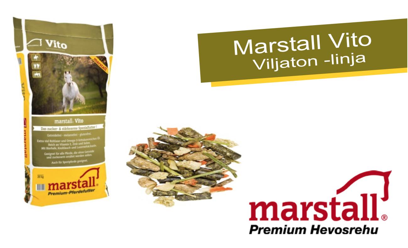 Marstall Vito – ongelmatilanteiden ratkaisija